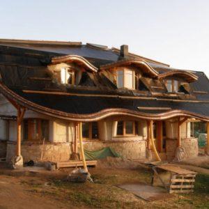 Rodinný dům v Lánech