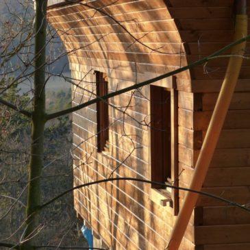 Dřevostavby a tesařské práce