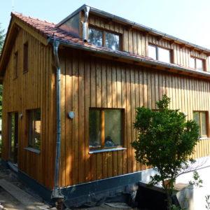 malý rodinný dům Praha 13 - novostavba / náš projekt i realizace