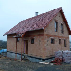 rodinný dům Bojanovice - novostavba / náš projekt i realizace