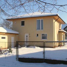 rodinný dům Hrnčíře - novostavba / náš projekt i realizace