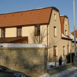 rodinný dům Praha - Hloubětín, kpl.rekonstrukce a nástavba