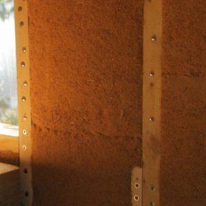 izolační vata z dřevité hmoty - Steico