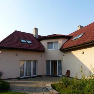 rodinný dům Osnice - novostavba / náš projekt i realizace