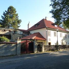 Rekonstrukce historického objektu na Petříně